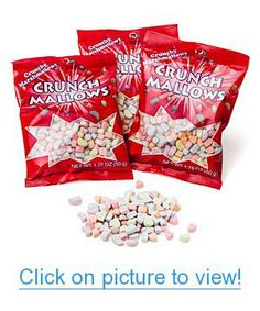Crunch Mallows Cereal Marshmallows Home #Office #Food #Caffeine