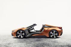 BMW i Vision Future Interaction, le nouveau concept de la marque BMW