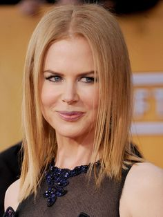 Le carré long de Nicole Kidman