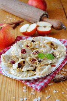 Dumplings, Pierogi, Recipes, Rezepte, Food Recipes, Recipies, Recipe, Cooking Recipes