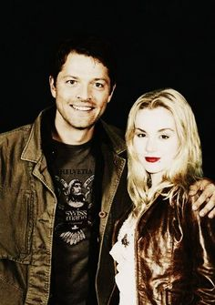 Misha Collins & Rachel Miner - The Unicorn Pizza Man and the Babysitter