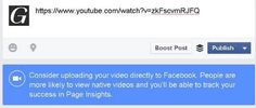 #Facebook throws shade at #YouTube when you try to paste a link http://tnw.me/tmtWyUL