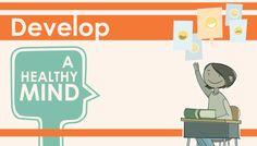 How to help children develop a healthy mind.