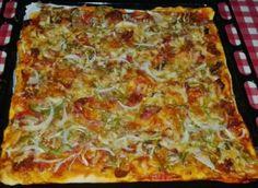 Pizza Campo y Mar