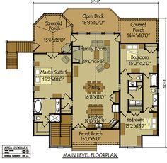 Appalachia Mountain. Cabin House PlansMountain ...