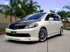 Tiida_Collection's 2008 Nissan Versa in Panama, Nissan Tuning, Porsche, Audi, Nissan Versa, Honda Civic Si, Aftermarket Parts, Koenigsegg, Modified Cars, Future Car