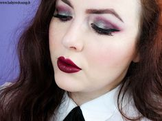Babyredvamp Makeup: Face Of The Day - Wannabe a Diva?