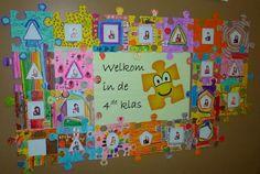 knutselen tweede leerjaar - Google zoeken Friendship Preschool Crafts, Crafts For Kids, Arts And Crafts, Leader In Me, School Auction, Classroom Door, Back To School, Kindergarten, Teaching
