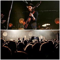 @jamesbaymusic last gig. Was great to take photos of this gig at Newcastle uni.