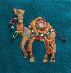 Bollywood camel