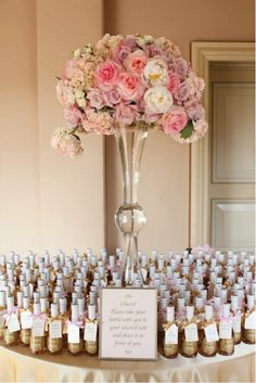 Do this for your seating assignment place cards. thanks, your ...
