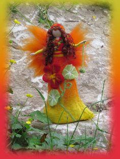 Naustia Magical Wild Forest Collection- JuliSonne von filzweiber auf DaWanda.com