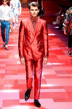 Dolce & Gabbana Menswear - Pasarela