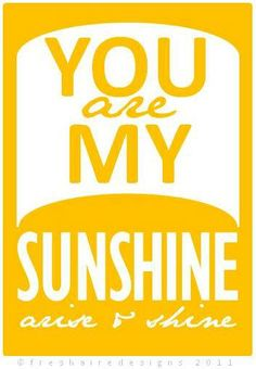 """Sisters in Zion: You are My Sunshine. So many cute ideas that go along with the 2012 Mutual Theme """"Arise and Shine forth"""""""