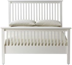 Home Decorators Collection Deerfield 87 in. W White King-Size Bed