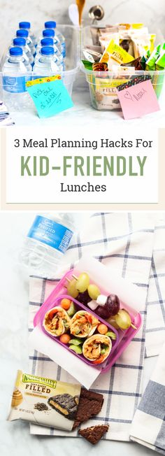 Feel like you're always in a meal prep rut? Check out these 3 Super Simple Meal Planning Hacks for Kid-Friendly Lunches to get the inspiration flowing! Featuring Nature Valley Almond Butter Chocolate Layered Granola Nut Bars, you won't believe how easy it can be to give your family good-for-you alternatives throughout the day. Stay stocked with all the products you'll need by heading to Walmart!