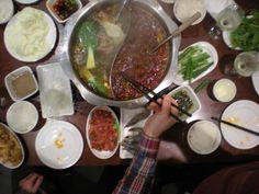 Dainty Sichuan Gluten Intolerance, Hot Pot, Palak Paneer, Gluten Free, Beef, Dinner, Drinks, Ethnic Recipes, Food