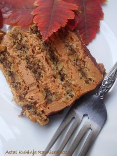 Torte Recepti, Kolaci I Torte, Bakery Recipes, Cookie Recipes, No Bake Desserts, Dessert Recipes, Rodjendanske Torte, Torta Recipe, Thing 1