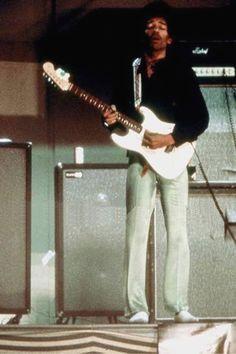 Jimi Hendrix, Bridgeport, Connecticut 1968-08-26