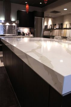 """FINAL: our kitchen """"dining island"""" and counter tops"""