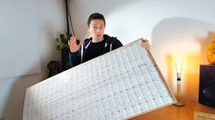 How to make the world's largest DIY LED panel - DIY Photography