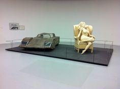 "Exhibition ""Panamarenko Universe"" 03.10.2014 - 29.03.2015 M HKA Antwerp (B)"