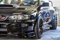 Very growlish Subaru Japanese Domestic Market, Tuner Cars, Jdm Cars, Cars Auto, Subaru Impreza Sti, Impreza Rs, Jdm Subaru, Poseidon, 5 Rs