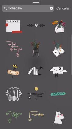 Instagram Emoji, Iphone Instagram, Instagram And Snapchat, Instagram Blog, Instagram Story Ideas, Instagram Quotes, Instagram Editing Apps, Creative Instagram Photo Ideas, Instagram Highlight Icons