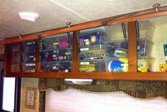 Trailer storage solutions and organization is a hot topic for a lot of recreational vehicle enthusiasts. We have owned 3 trailers in the past 10 years and with each trailer I have made it my goal t...