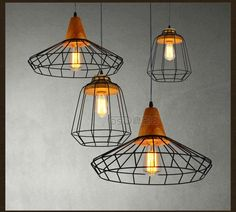 contemporary scandinavian pendant lights - Google Search
