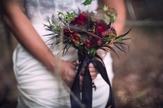 Little Red Riding Hood Ties The Knot — The Lovely Bay