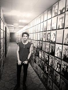 Bradley Will Simpson Bradley Will Simpson, Brad Simpson, Vamps Band, Bradley The Vamps, New Hope Club, Beautiful Voice, Beautiful People, T Rex, To My Future Husband