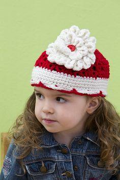 Ravelry: Big Bloom Hat pattern by Ellen Gormley