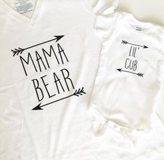 A personal favorite from my Etsy shop https://www.etsy.com/listing/241598285/mama-bear-boho-v-neck-t-shirt-arrow