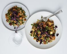 In the Kitchen with The Beauty Chef: Warm Cauliflower Couscous Salad