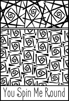 Geometric Optical Unmounted RUBBER Texture Stamp Polymer PMC Clay Molding Mat