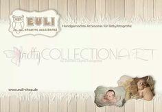 Der www.Euli-Shop.de war bei mir ein Kärtchen machen für ihre wunderschönen Haarbändchen für Newborn & Babyfotografie!   Dankeschön an dich,  ... <3