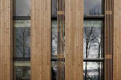 Bildergebnis für holzfassade architektur