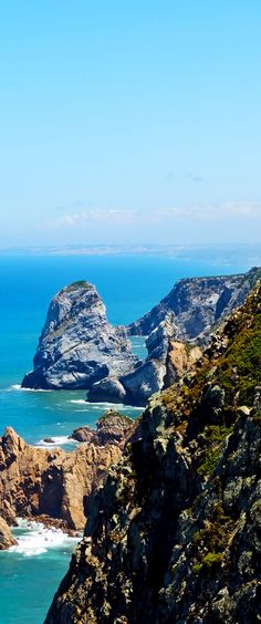 Cabo da Roca: Breathtaking view at the end of Europe | Travel Impressions From Lisbon, Cidade Vibrante