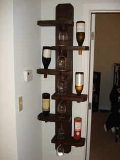Hey, I found this really awesome Etsy listing at https://www.etsy.com/listing/196217704/custom-crafted-wine-bottle-and-wine