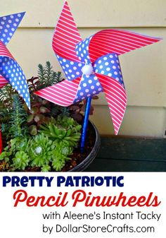 Easy Patriotic Pinwh