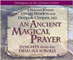 An Ancient, Magical Prayer: Deepak Chopra: 9781401904470: Amazon.com: Books