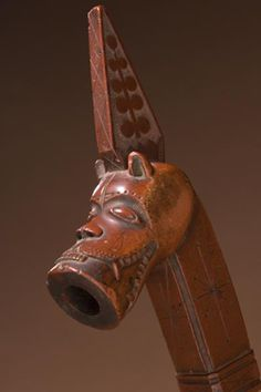 Western Great Lakes Catlinite Pipe Bowl - Sold for $12,600