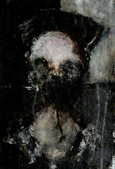 Fabien Claude..I love this..it's not horror gore..it's dark and provokes painful emotions...Like wondering how something went so bad