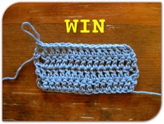 Double Crochet WIN
