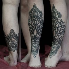 Tattoo Artist: Teti Malik - Scady Tattoo Ukraine Calve Tattoo, Leg Tattoo Men, Sleeve Tattoos For Women, Line Work Tattoo, Dot Work Tattoo, Star Tattoos, Foot Tattoos, Tatoos, Cute Meaningful Tattoos