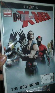 Marvel Dark X-Men SET