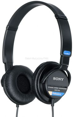 Słuchawki Sony MDR-7502