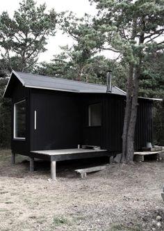 Galerie k příspěvku: Chatka v lese   Architektura a design   ADG