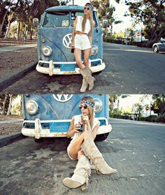 If I can find one of these vans, this will be me.